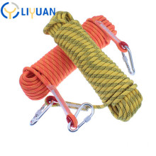 Outdoor braid climbing rope
